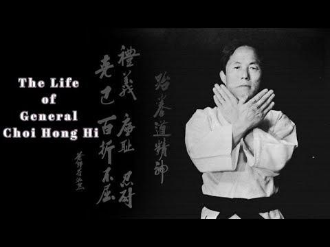 The Founder of Taekwon-do🥋General Choi Hong Hi