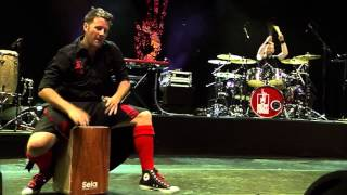 Cajon Solo - Red Hot Chilli Pipers