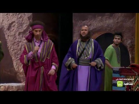 علي ربيع ومحمد أنور يقدمان أغاني مهرجانات الجاهلية