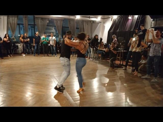 Jorge Solohaga & Caro Hurstel - Stay A While - Bachata Remix