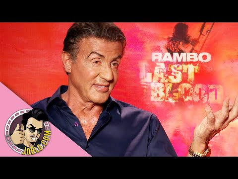 Sylvester Stallone is a fan of JoBlo.com! Rambo: Last Blood