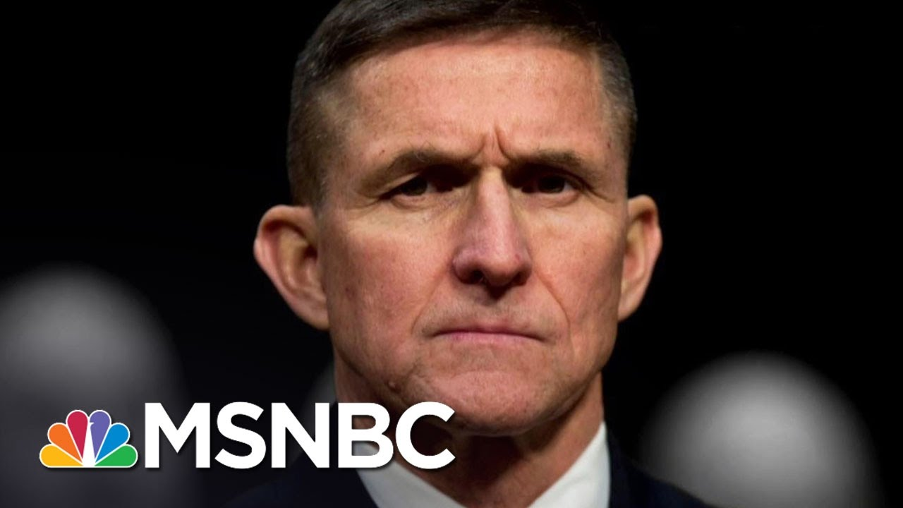 President Donald Trump's Team Asked Obama Admin. For Help On Michael Flynn   The 11th Hour   MSNBC thumbnail