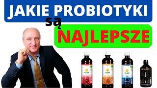 Jakie Probiotyki są Najlepsze? Aleksander Haretski.