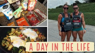 A DAY IN THE LIFE: Trail Runs & Whole Foods Finds