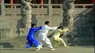 Фохань цюань учебное видео 3