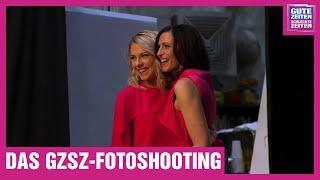GZSZ Backstage | Das große GZSZ-Fotoshooting