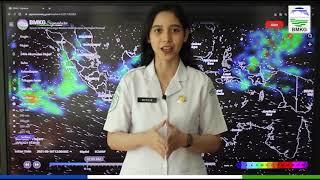 Prakiraan Cuaca BMKG Sabtu, 18 September 2021: Surabaya Cerah Sepanjang Hari