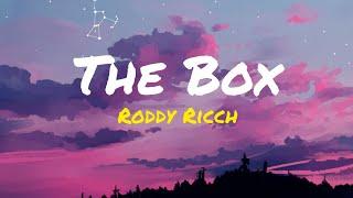 The Box -  OFFICIAL LYRICS VIDEO (Roddy Ricch)