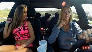 This Gypsy Girl Washes Her Own Car | Gypsy Sisters