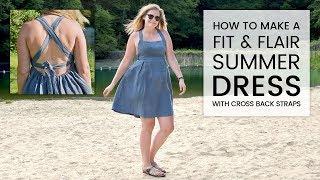 How To Make A Linen Dress