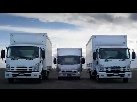 ISUZU Trucks Commercial