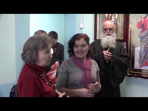 Митрополит Даниил впервые посетил православную школу во имя Александра Невского в Кургане