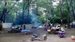 林試の森公園 デイキャンプ場のイメージ