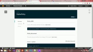 1) Creating a AWS IOT Thing and Sending Data to AWS IOT Thing using Node js