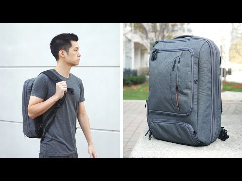 My New Tech Bag – eBags Professional Slim Laptop Backpack Review
