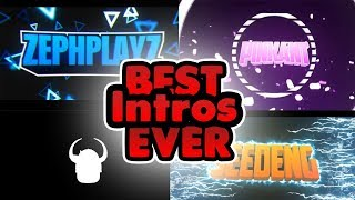 Best Roblox Intros Ever