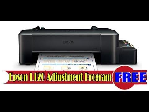 Epson L120 Resetter Program - Download Here!!! - смотреть онлайн на