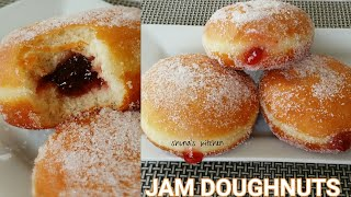 Doughnuts  Za Jam - Jam Doughnuts