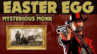 Red Dead Redemption 2 : Mysterious Monk Easter Egg