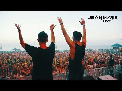 JEAN MARIE live at Arena Beach Festival (Jesolo 2018 - Holi Colors)