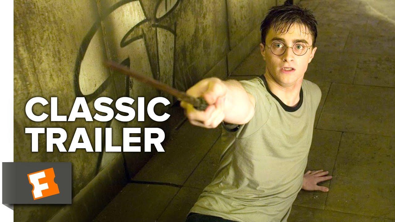 Trailer för Harry Potter och Fenixorden