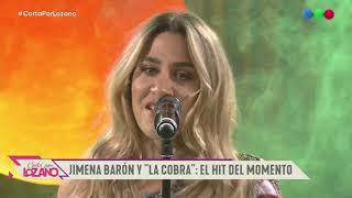Jimena Barón y