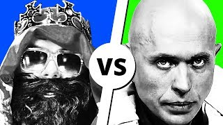 BIG RUSSIAN BOSS vs ДРУЖКО