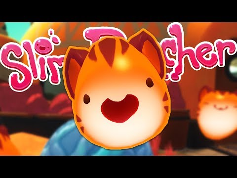 NEW SLIMES ARE SO CUTE! | Slime Rancher #23