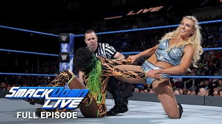 WWE SmackDown LIVE Full Episode, 25 April 2016
