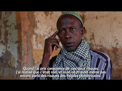 Avec votre soutien nous pouvons mettre fin aux #MGF - Thierno l'Iman