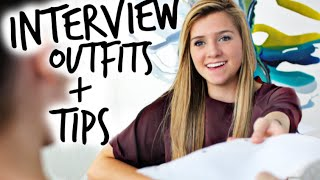 Internship Interview Outfits Ideas + Tips!
