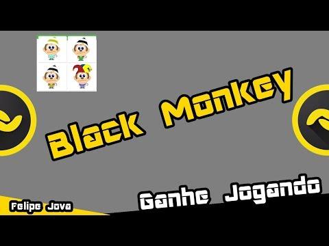 Ganhe Jogando Black Monkey Banano