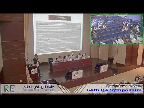 64th Quality Assurance Symposium - Part 2