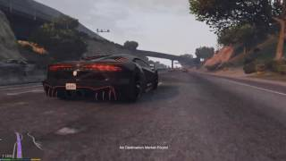 GTA 5 Gameplay Moded with trainer