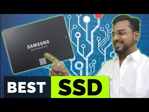 Best SSD series. Samsung 860 Evo 250 GB review.