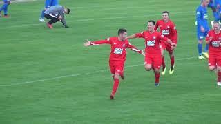 4ème tour - Coupe de France : 26ème minute, le FC Roche St-Genest revient dans la partie