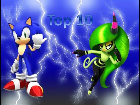 Top 10 Least Favorite Sonic Boss Battles (Sonic Month 2016)