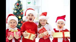Christmas time songs giving child gift  hindi urdu/ Jesus healing power Church  ministries