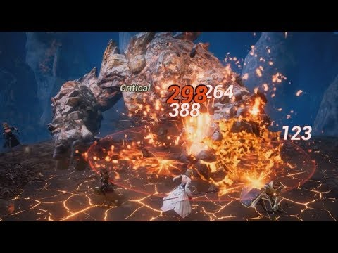 Bless Mobile Debut Trailer Showcases On-the-Go Gameplay