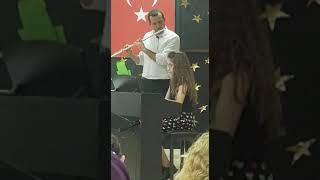Sercan Güneri-Aleyna Beril Cingil-Piyano-Flüt