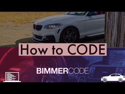 BMW 2014+ X5 F15 Coding with bimmercode app - смотреть