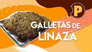 Galletas de Linaza