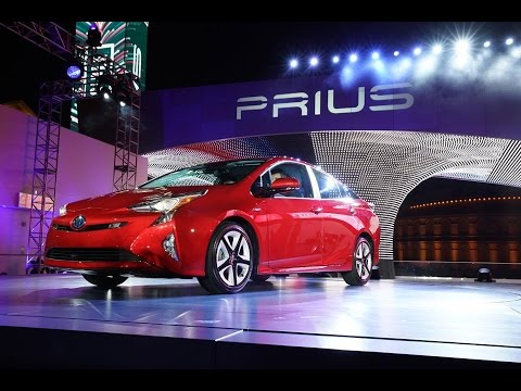 2016 Toyota Prius First Look