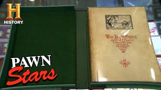 Pawn Stars: WILDLY RARE Oscar Wilde First Edition (Season 11) | History