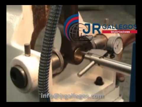 Rectificadora de bielas , SJMC, modelo T8210D