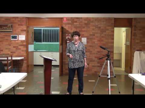 Kathy Advanced Speech - (Storytelling speeches - Bringing History to Life project)