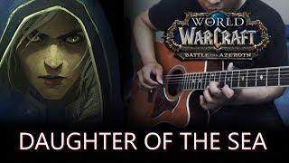 Daughter of the Sea - Warbringers: Jaina Guitar Cover | Anton Betita