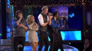 """Special Christmas Performance - Pentatonix - """"Under the mistletoe"""" by Justin Beiber"""