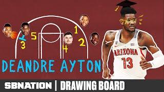 Arizona's DeAndre Ayton is the next great true center thumbnail