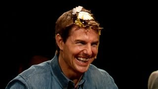 ТОМ КРУЗ, Tom Cruise on Jimmy Fallon (Egg Roulette)